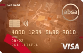 Absa Gold Credit Card Review 2021