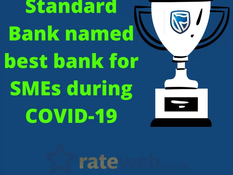 Standard Bank recognized amongst top banks in the world supporting SMEs during Covid-19 ~ Press Release