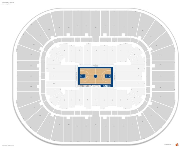 Wwe Raleigh Nc 2018 >> greensboro coliseum seating map | Brokeasshome.com