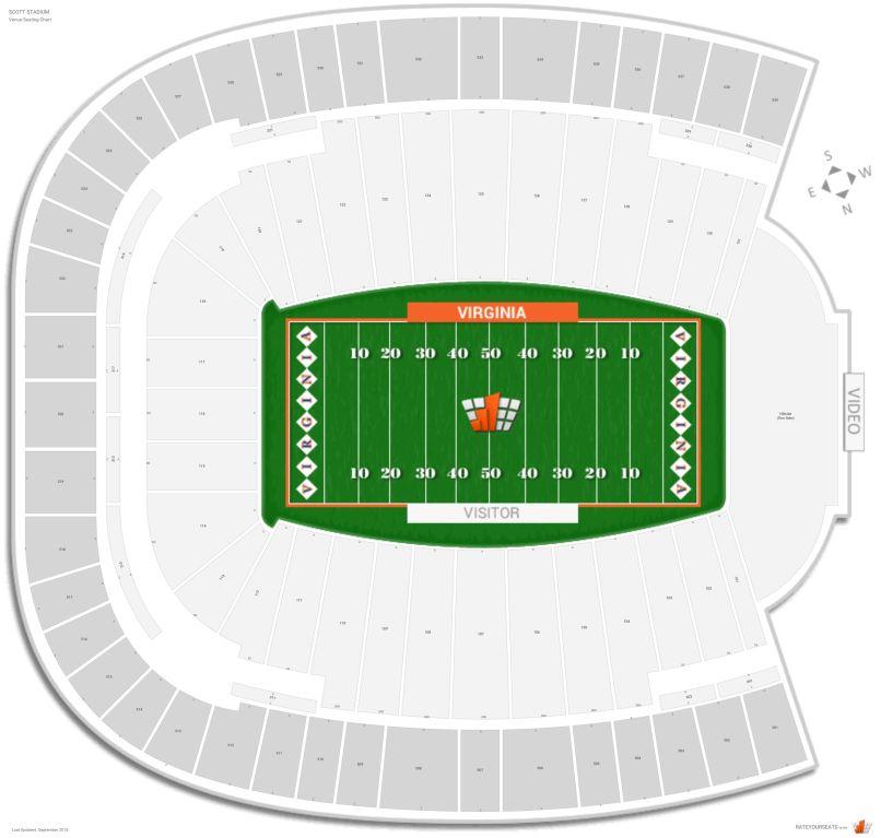 Wvu Football Stadium Seating Chart