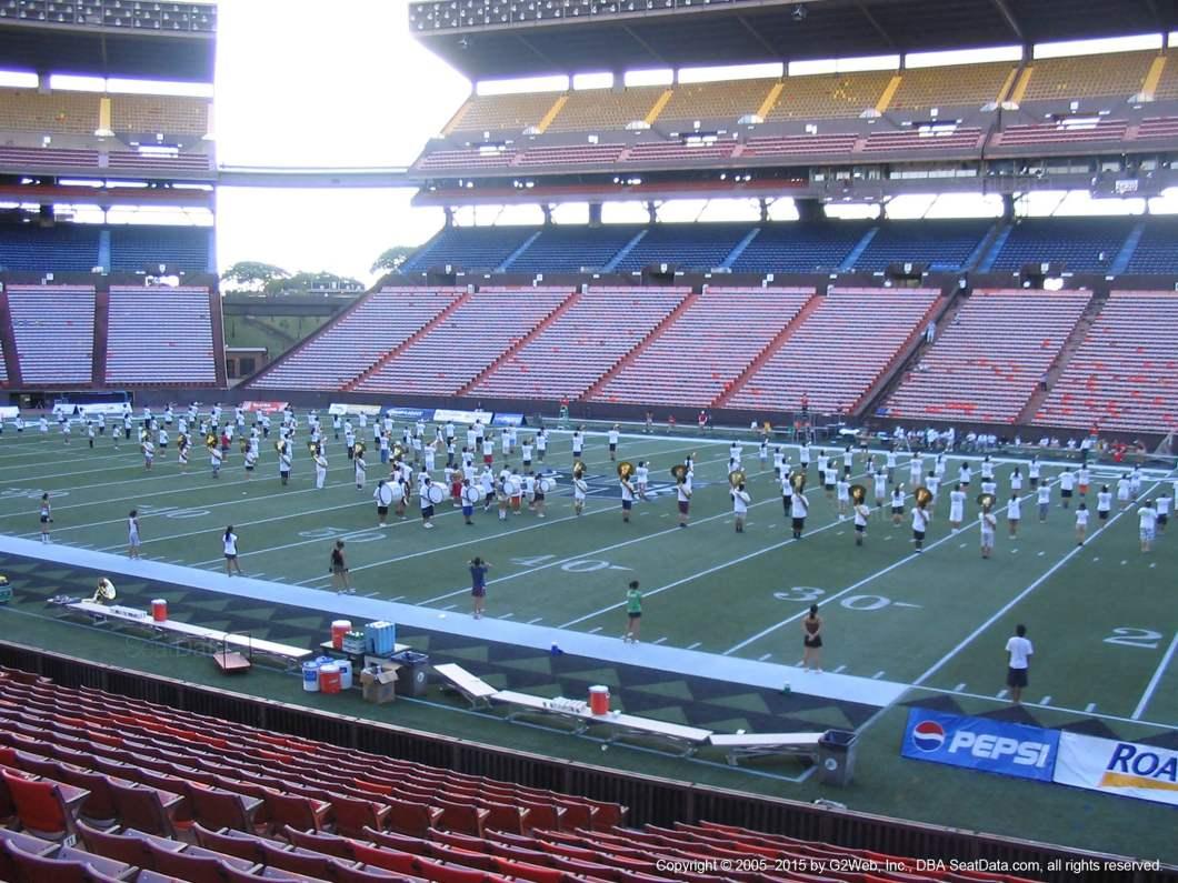 Aloha Stadium Directions