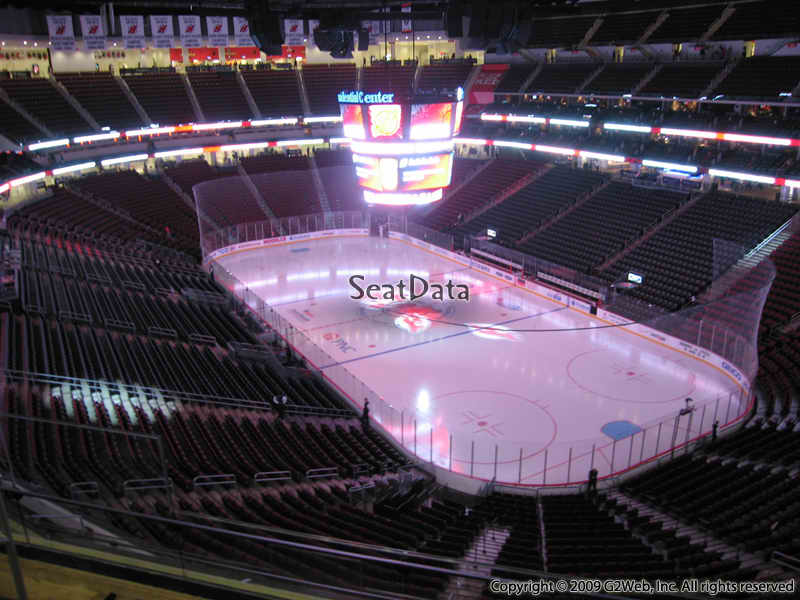 Chart Seating Center Prudential Rows