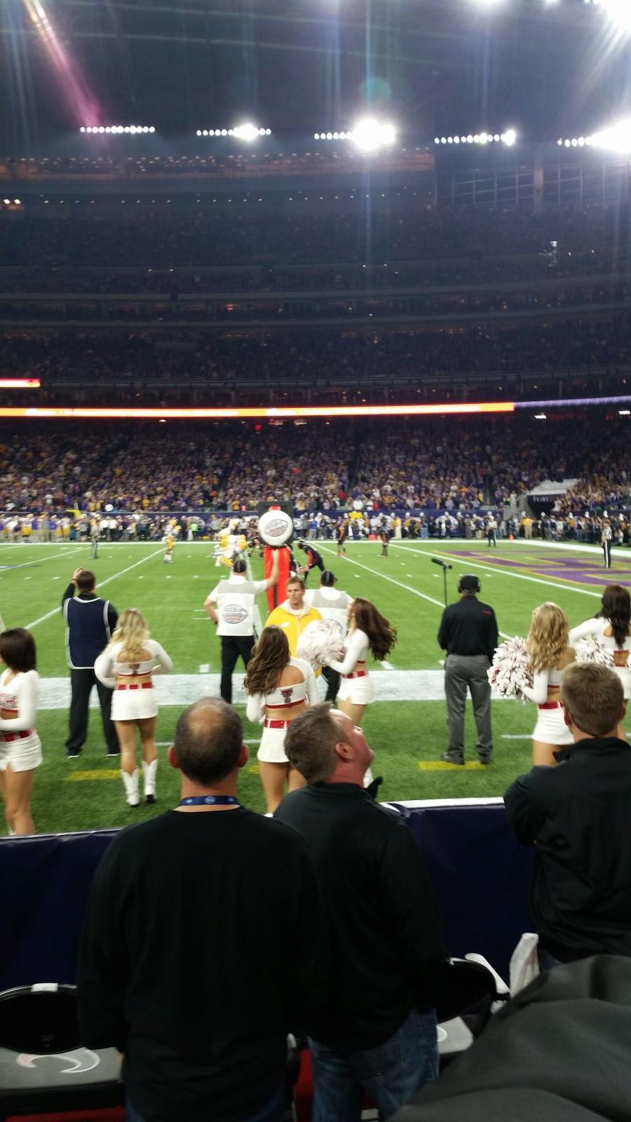 Nrg Stadium Section 123 Houston Texans Rateyourseats Com
