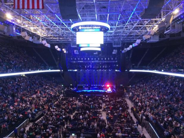 Greensboro Coliseum Seating Brokeasshome Com