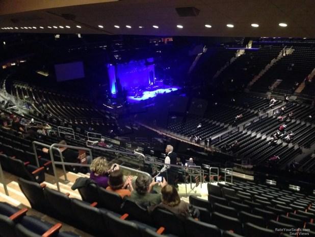 Seat View Madison Square Garden