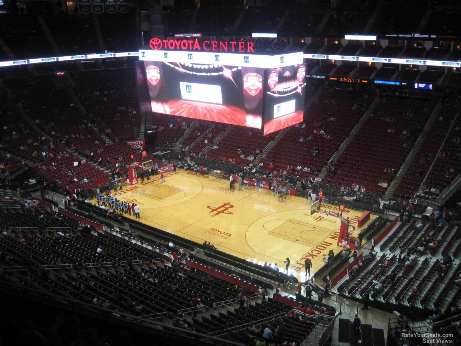 Toyota Stadium Houston Tx Seats