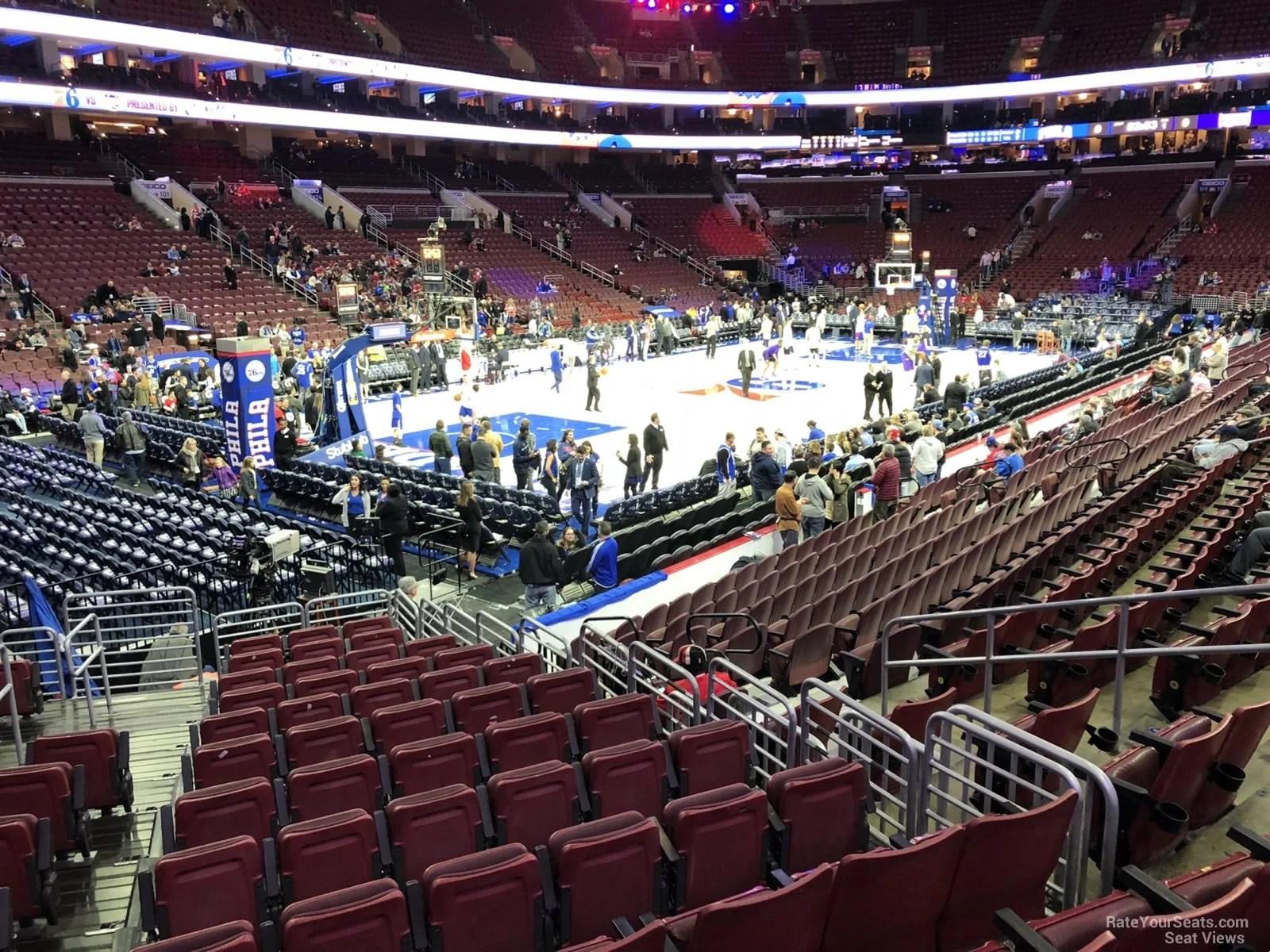 Charlotte Bobcats Courtside