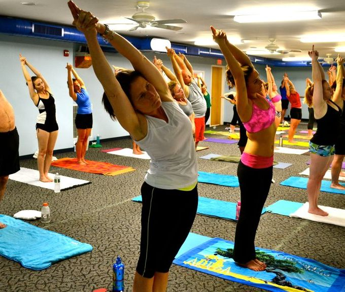 How to Survive (and Thrive!) in Your First Hot Yoga Class