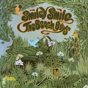Convoluted Conversation Part 2: cover of Beach Boys' original SMILEY SMILE on 1967.