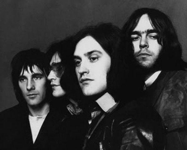 Arthur album: black & white photo of the Kinks 1969.