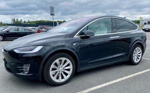 Tesla Model X Long Range Plus