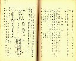 今回発見された「関東軍特種工人取扱規程」の一部。中国人捕虜を使役した場合の賃金を本人には手渡さないことなどを明記している(朝日新聞)