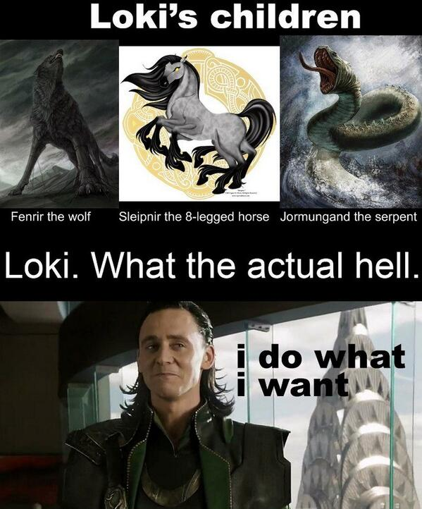 Why Loki as a Chaos God is One of the Most Powerful Gods in Your Life