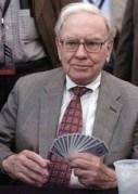 Buffett Playing Bridge