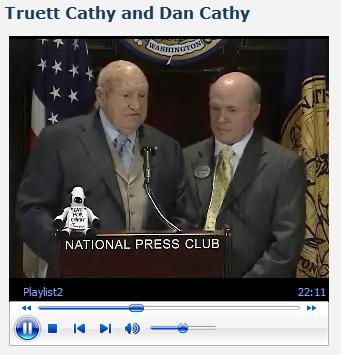 Truett Cathy Video