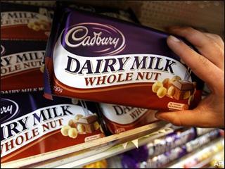 """Buffett """"Feels Poorer"""" Based on Terms of Cadbury Deal"""