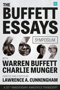 Buffett Essays Symposium