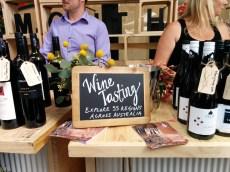 Aussie Wine Month Cellar Door | Sydney, Australia | 9 April 2014
