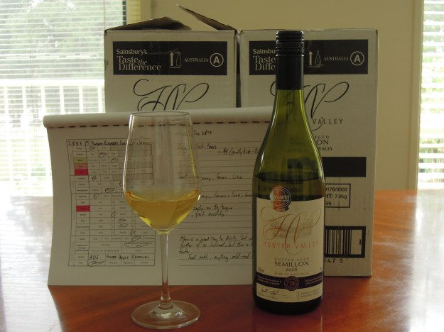 Mount Pleasant Elizabeth Cellar Aged Semillon 2006