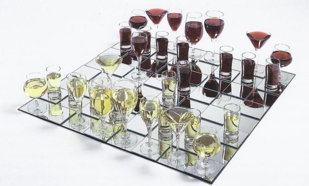 WineChessSet