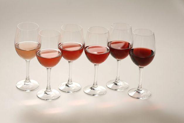 WineRedShades