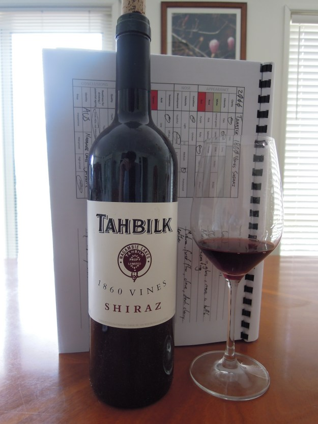 Tahbilk 1860 Vines Shiraz 2000