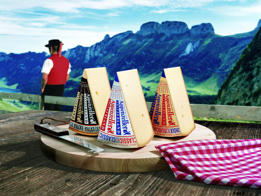 Swiss Cheese Mountains