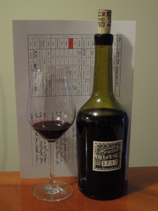 Sami-Odi 'Little Wine #4' Barossa Shiraz
