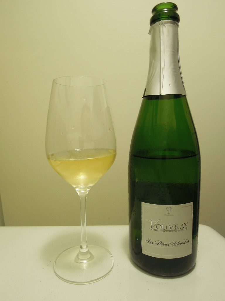 Les Pierres Blanches Vouvray Brut NV