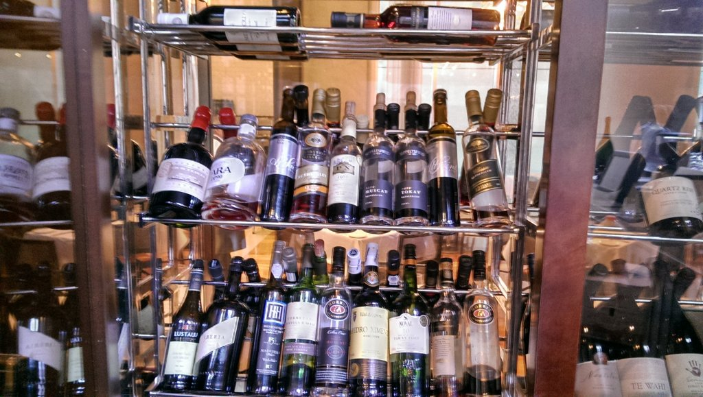 Our fortified wines...
