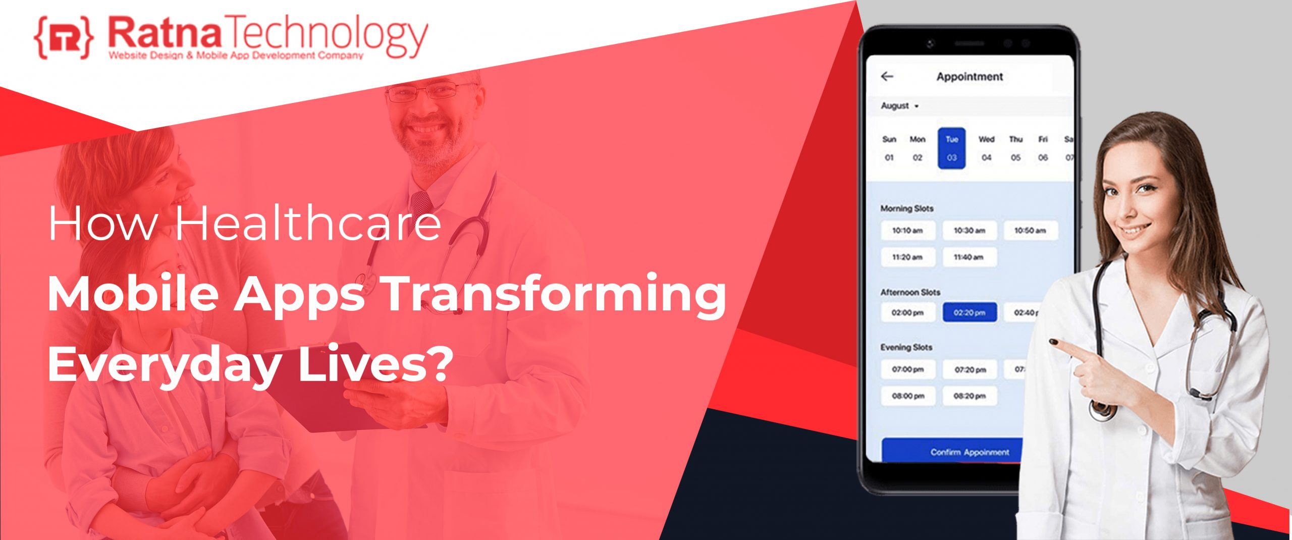 How Healthcare Mobile Apps Transforming Everyday Lives