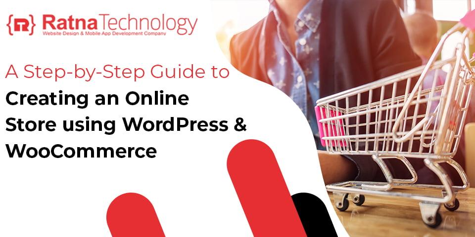 Online Store using WordPress & WooCommerce