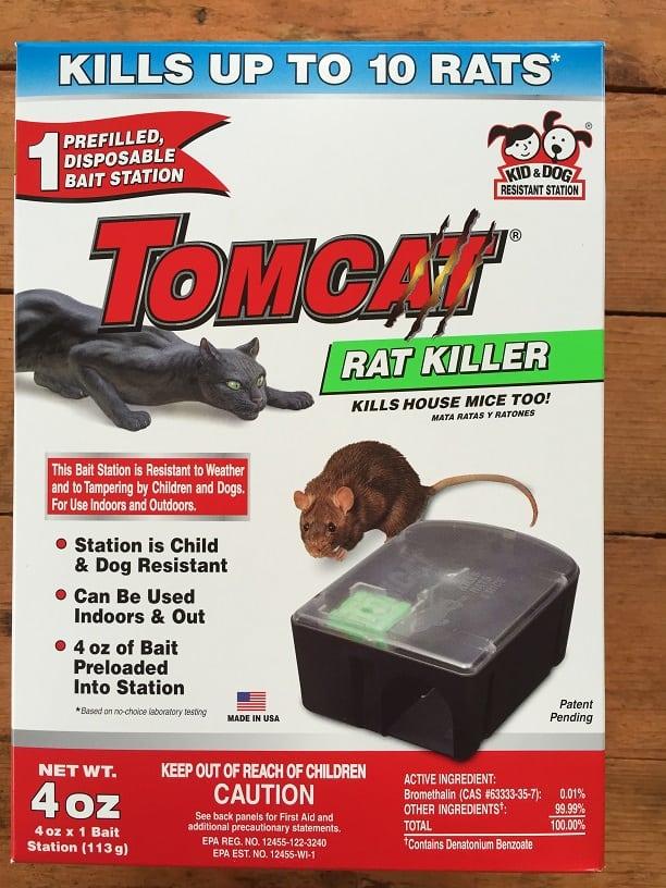 Best Rat Poison For Killing Rats Fast