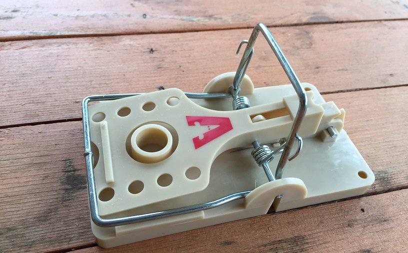 Victor Easy Set Rat Trap