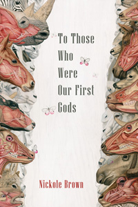 cover of To Those Who Were, painting of animals and bones