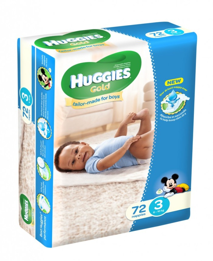 Huggies Size 3 Boys