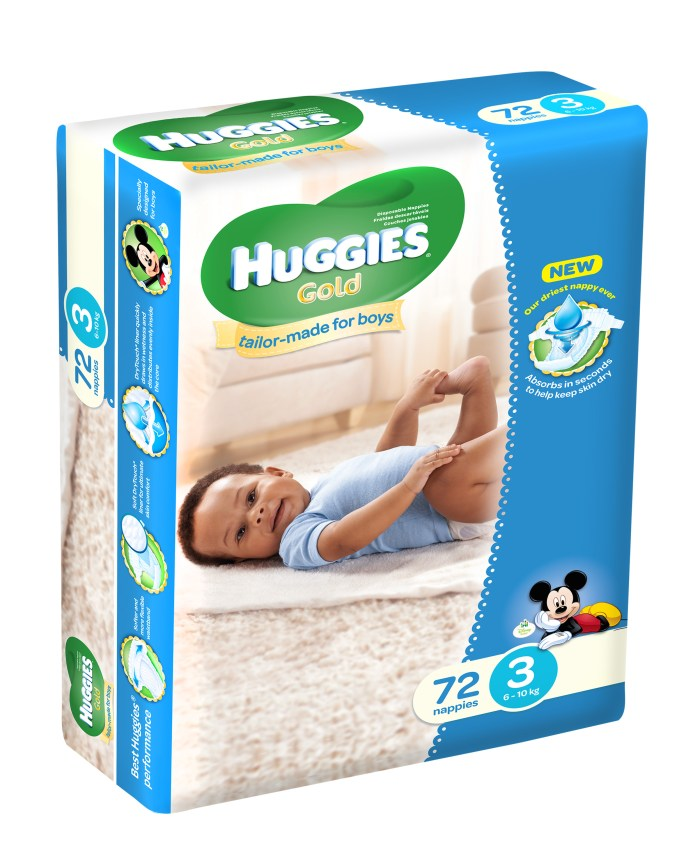 Huggies Size 3 Boys