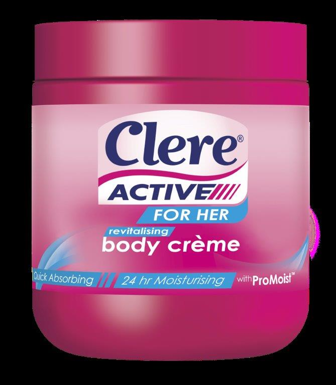 Clere-Active_for-her_450ml_revitalising