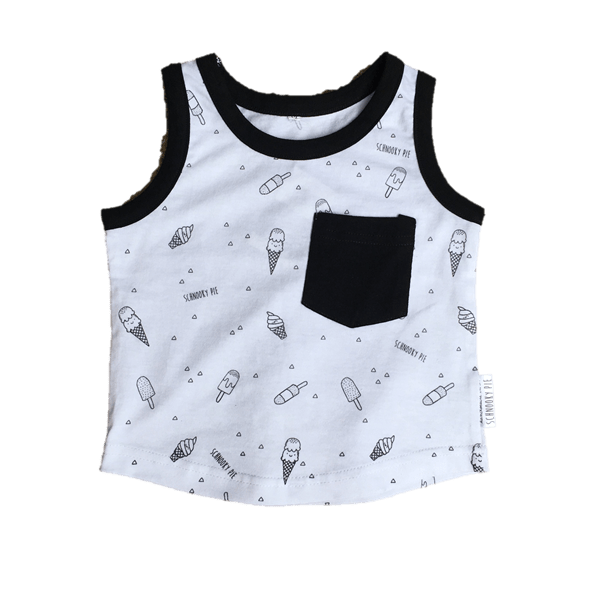 white-tshirt-vest-with-black-icecream-print