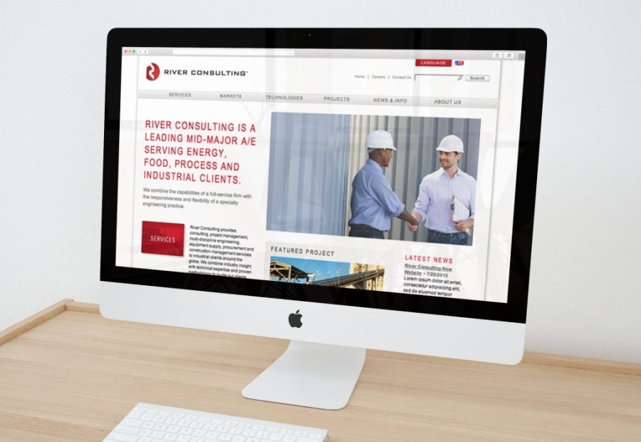River Consulting Website