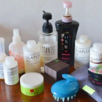 Everything I Use On My Hair