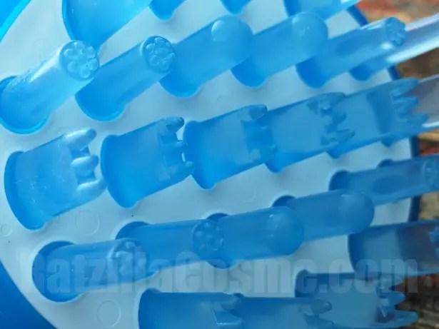 Best Pick- SUCCESS Scalp Washing Brush closeup
