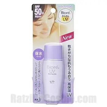 Biore UV Moist Milk