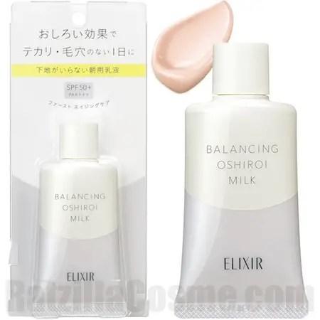 ELIXIR REFLET Balancing Oshiroi Milk