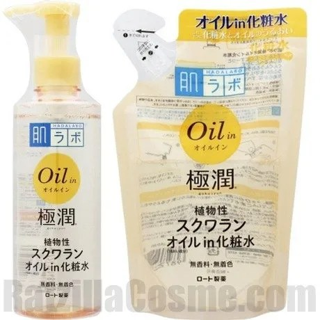 Hada-Labo Gokujyun Oil-In Lotion