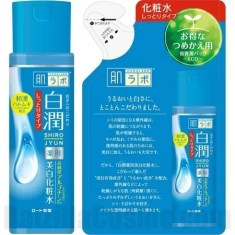 Hada-Labo Shirojyun Whitening Lotion Rich (2018 version)