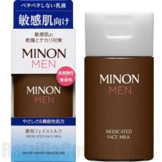 MINON Men Medicated Face Milk
