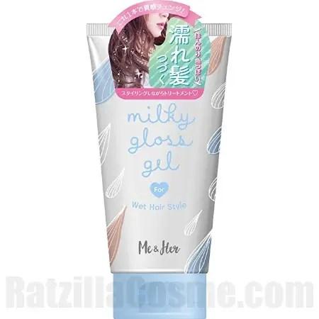 Me & Her Milky Gloss Gel