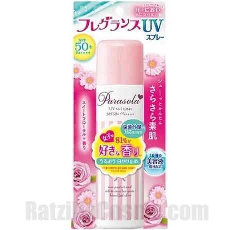 Parasola Essence In Fragrance UV Cut Spray