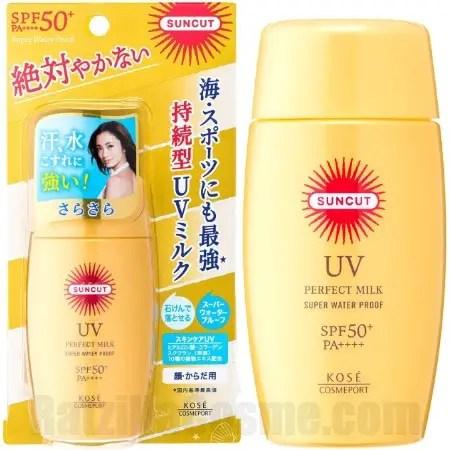 SUNCUT Perfect UV Milk